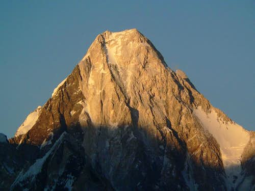 Gasherbrum-IV, Karakoram, Pakistan