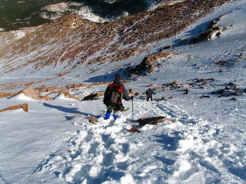 Rock Stars on a Grand Traverse of Pikes Peak