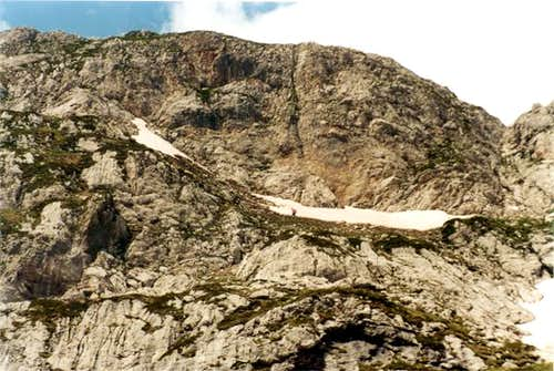Monte Petroso NorthEast Face....