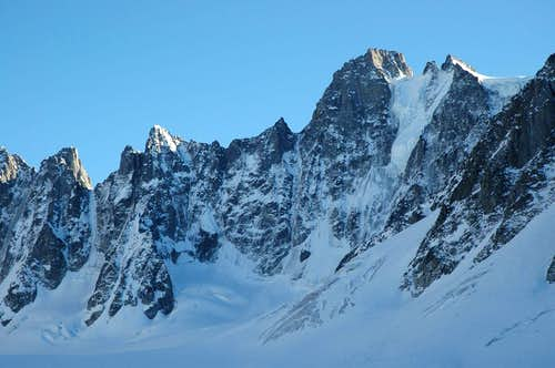 Triolet North Face