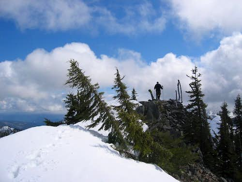South Summit of Red Mtn