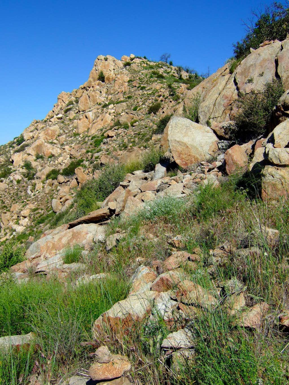 East Ridge of Eagle Peak