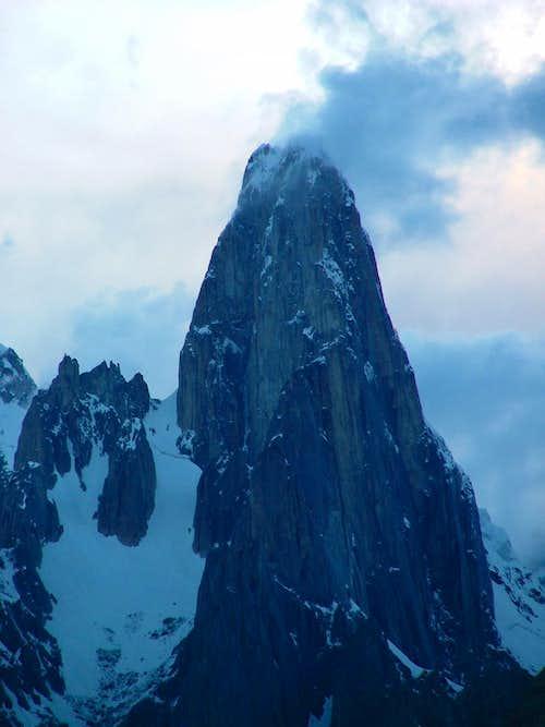 Uli Biaho Tower (6109m)