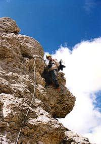Kleine Cir Klettersteig