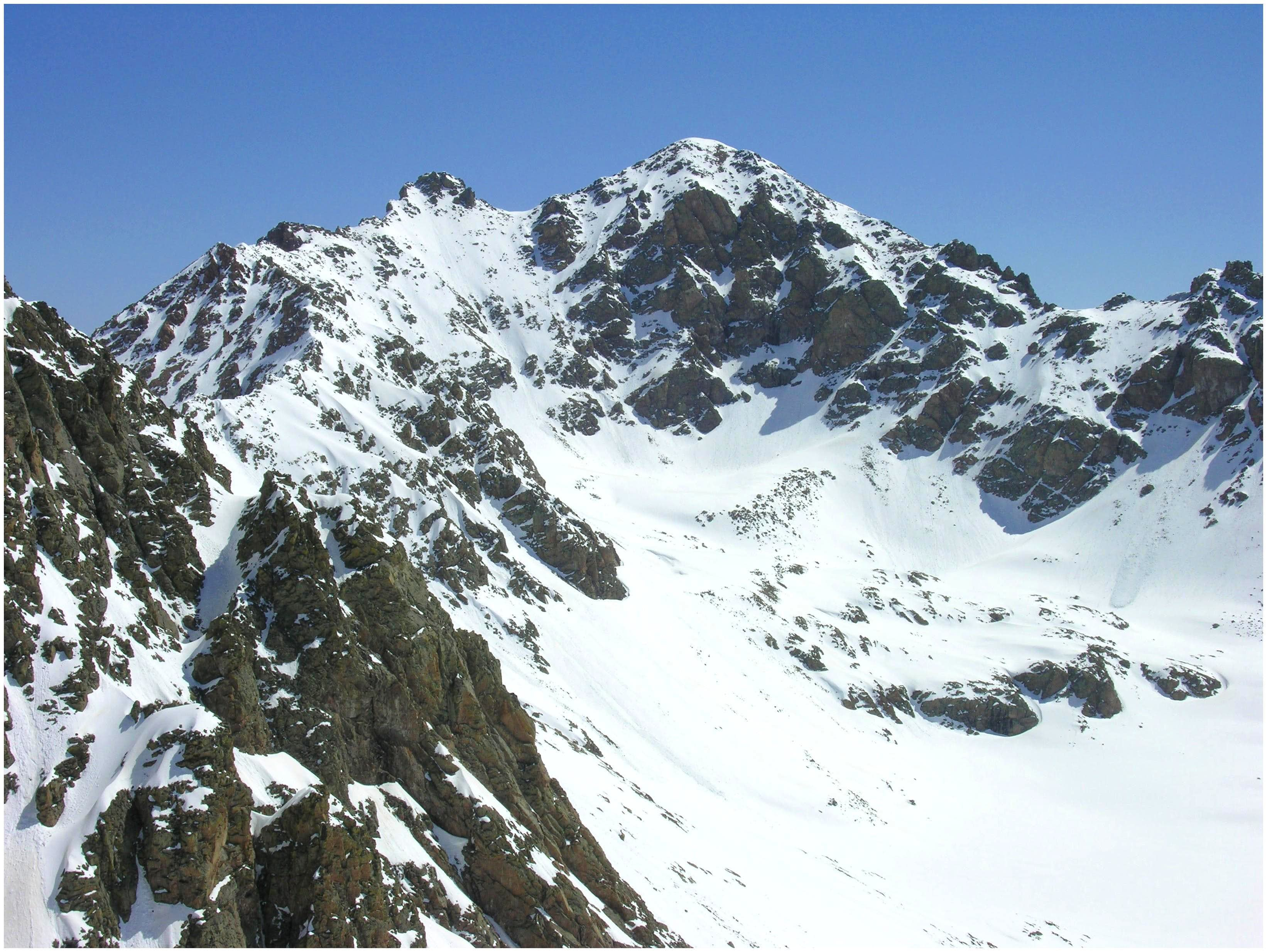 "Mount Valhalla & ""Hail Peak"""