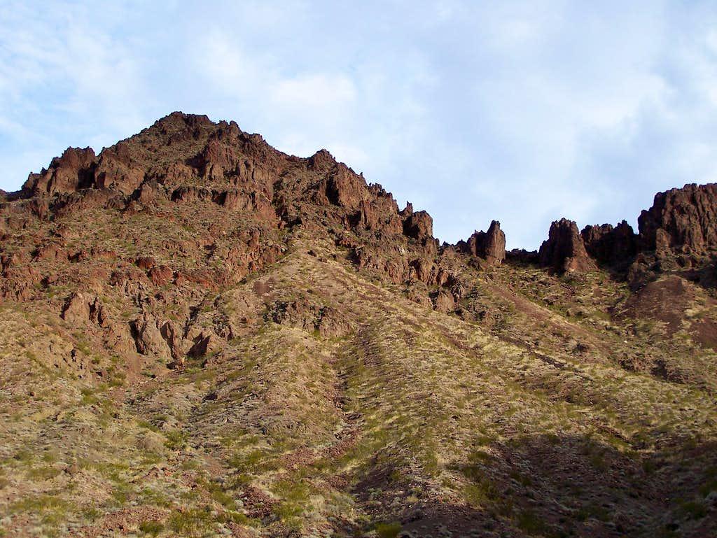 Redstone Peak