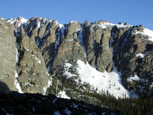 South Face