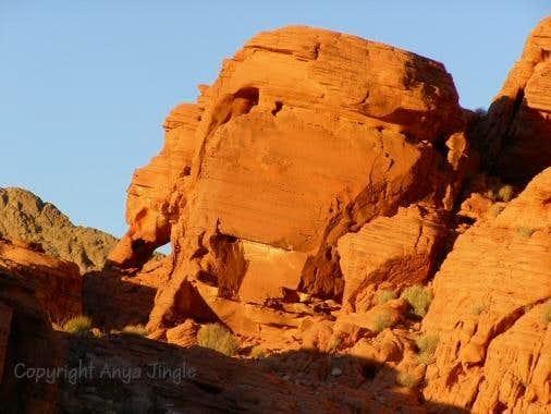 Redstone Dunes
