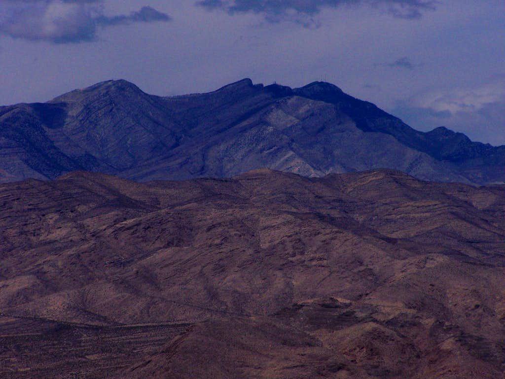 Potosi Mountain