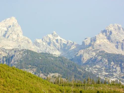 Grand Teton, Mt. Owen,...