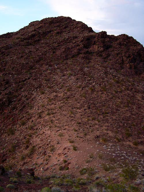 East Redstone Peak