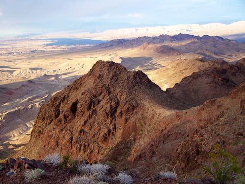 East Redstone Peak