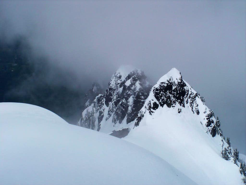 Ridge very dramatic
