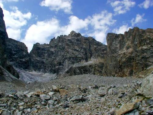 Mt. Owen viewed from the...