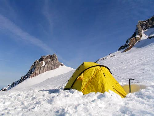 Camp South Route, Mt. Hood