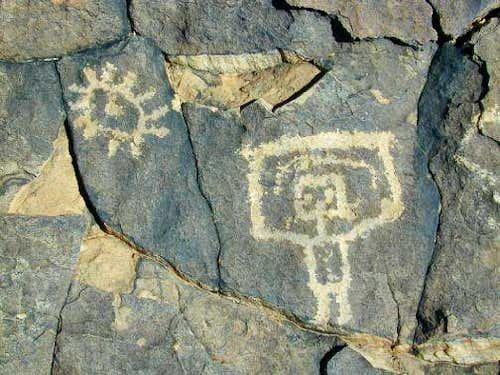 Pony Hills Petroglyph