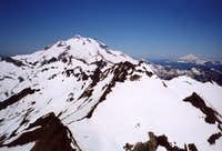 Glacier Peak from summit of...
