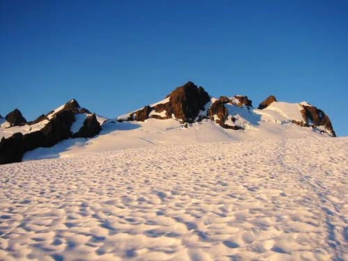 Summit(s) of Olympus from...