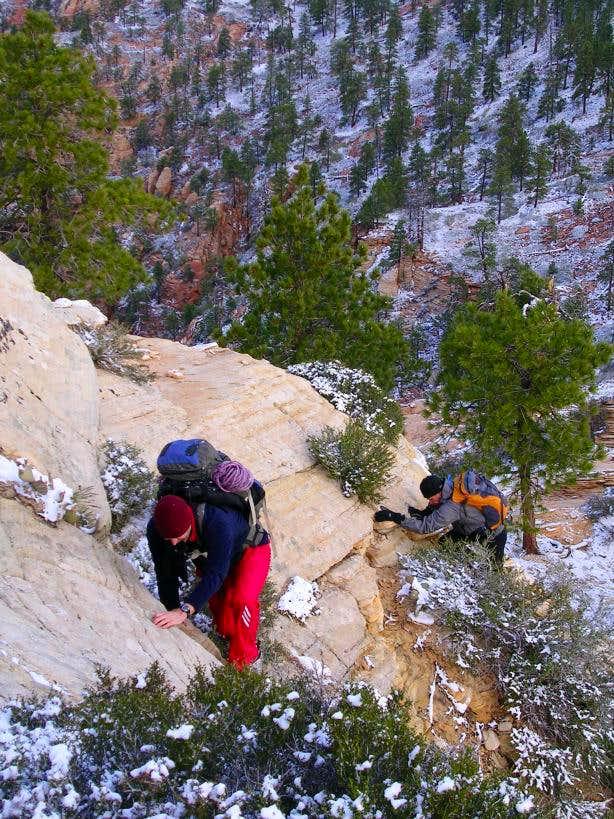 Pine Valley Peak, 5.5