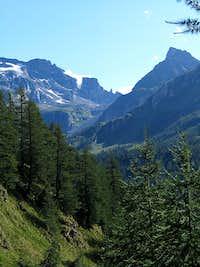 Toward Alpe Devero