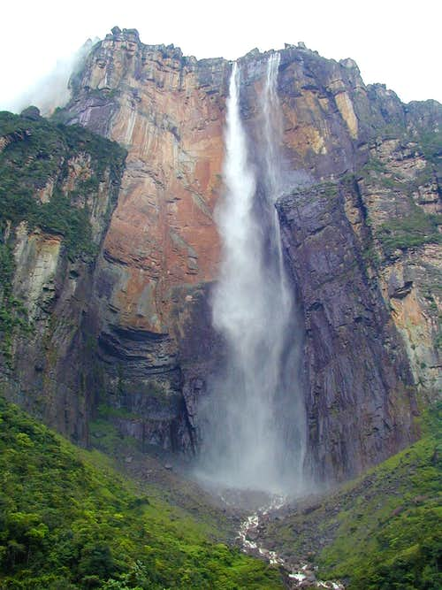 Salto Angel
