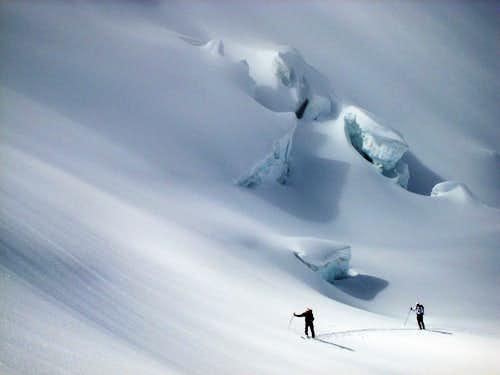 Concordia Ice Fall