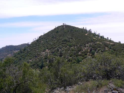 North Chalone Peak