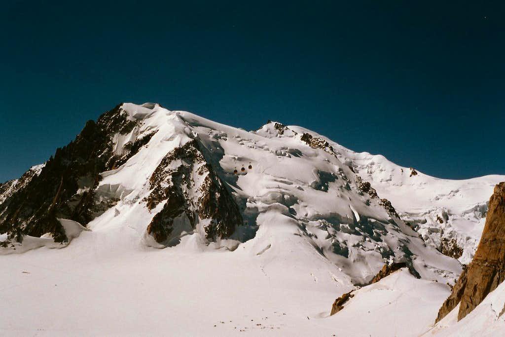 Mont Blanc du Tacul, Mont Maudit, Mont Blanc