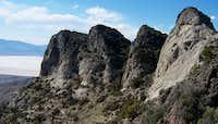 West Ridge of Graham Peak
