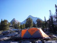 Tent + Hyndman