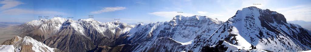 Little Mac Summit Panorama