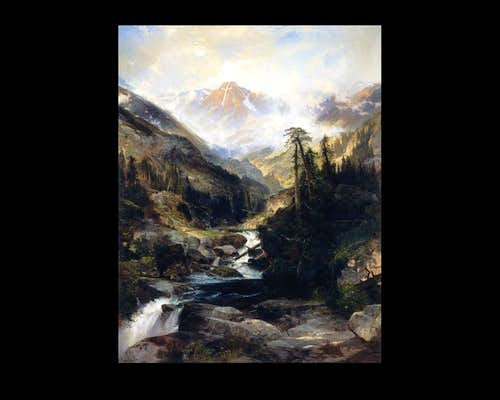 Thomas Moran\'s version, 1875