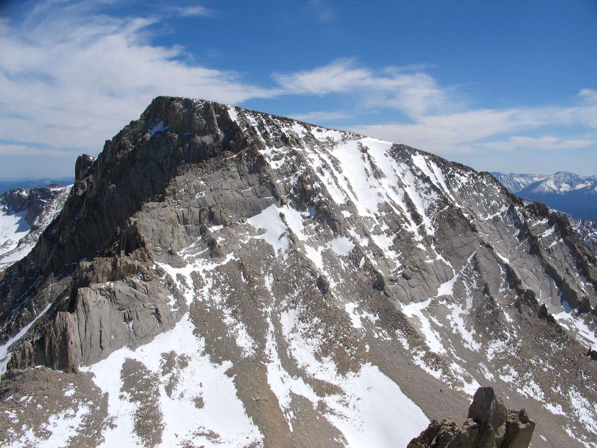 Mount Whitney - The North Face 2007