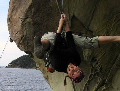 Climbing @ Larrabee