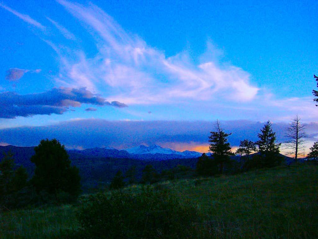Longs at Sunset