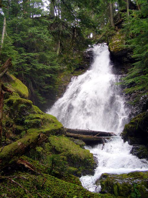 Perry Creek Falls