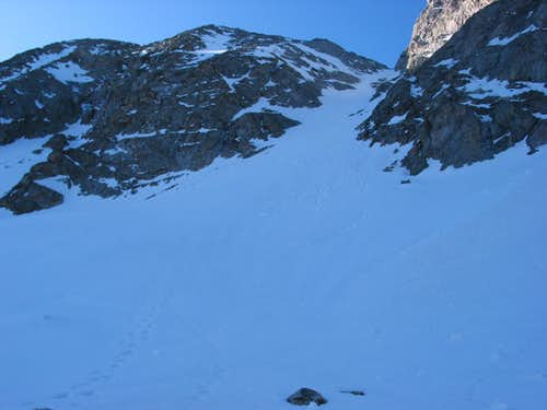 Couloir Snow