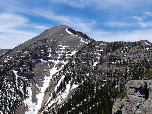 Nevada 2,000 ft Prominence Peaks