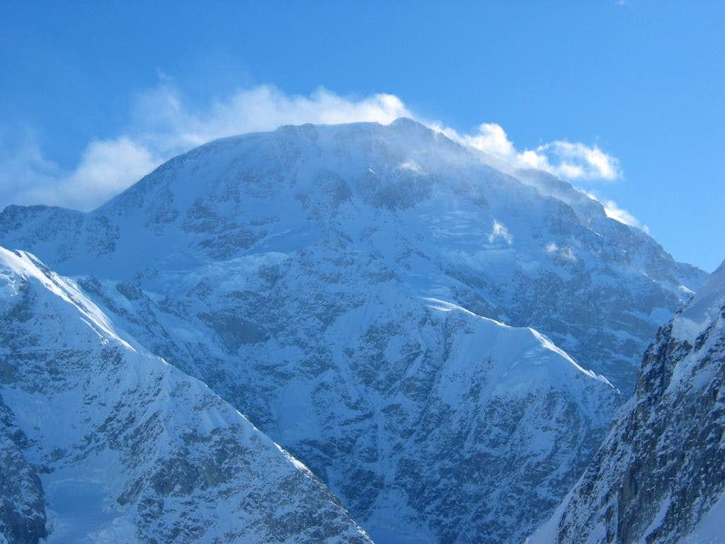 Denali West Buttress 2007