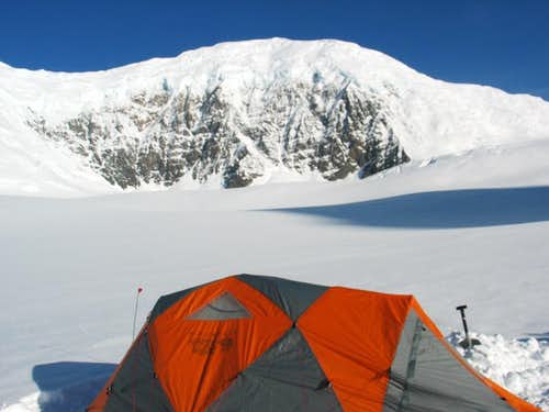 Camp 3 on Denali
