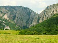 Tordai-hasadék - Gorge of Torda