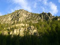 Logan Canyon Wall