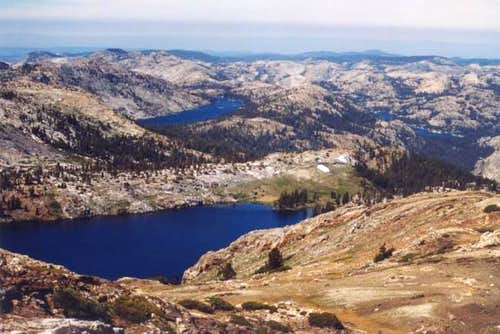 Bigelow Lake & Twin Lakes