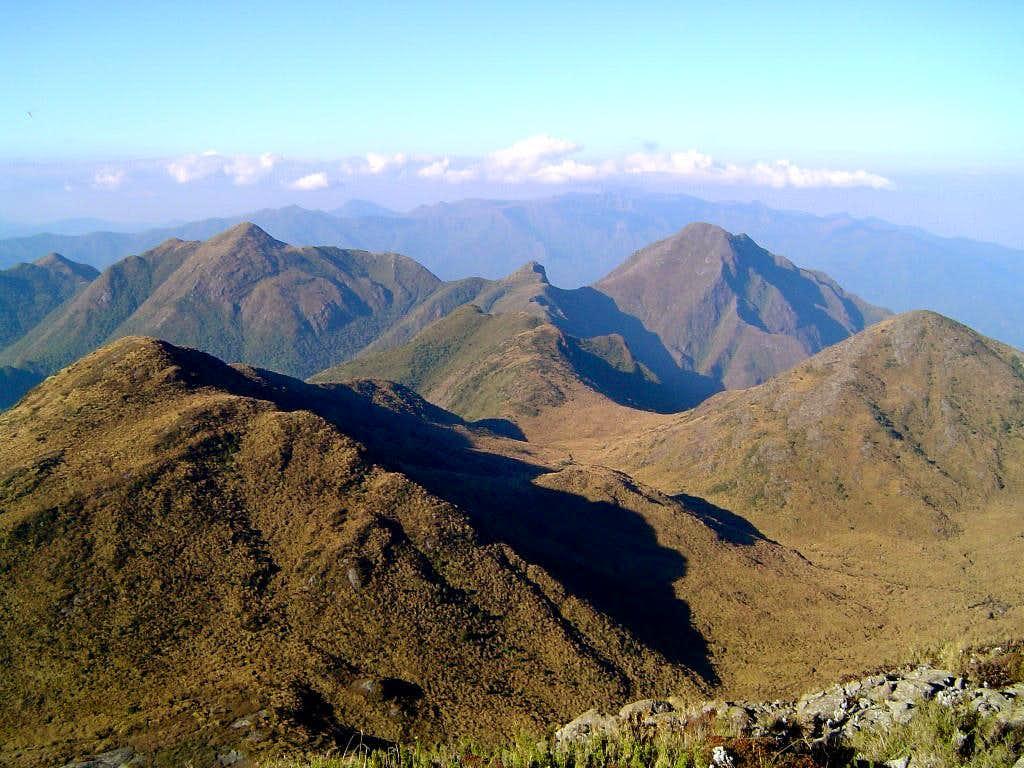 Top of Pedra da Mina 2797m