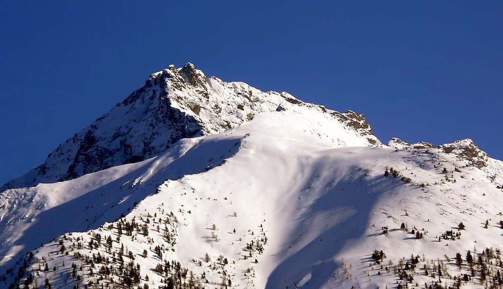Becca di Seneva ( 3086 m)