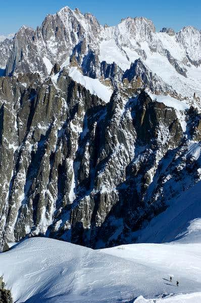The Vallee Blanche