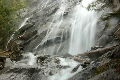 Bridal Veil Bottom