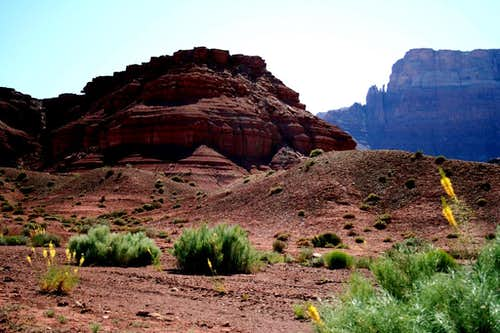 Somewhere near Lake Powell