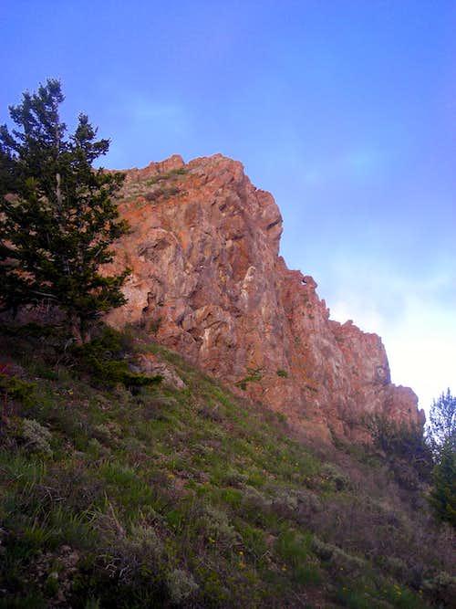 East Millvue Peak