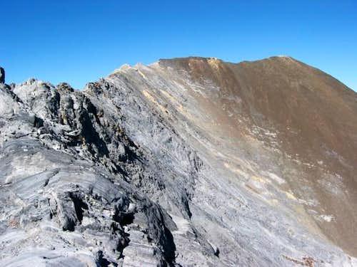 Summit of Sacajawea from...